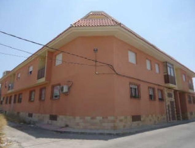 Piso en venta en Algaida, Archena, Murcia, Calle Ciudad de Mexico, 69.000 €, 2 habitaciones, 2 baños, 82 m2