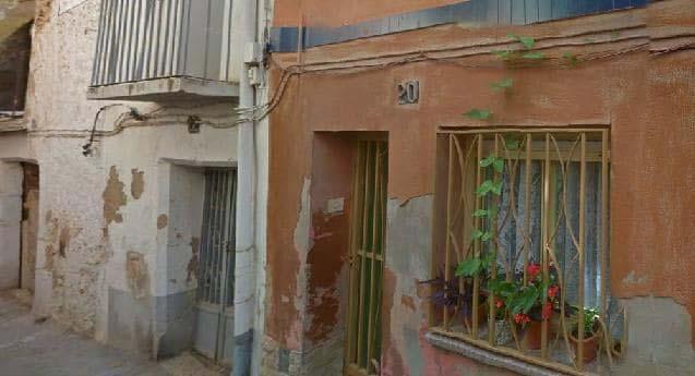 Casa en venta en Ulldecona, Tarragona, Calle Sant Josep, 50.500 €, 3 habitaciones, 1 baño, 150 m2