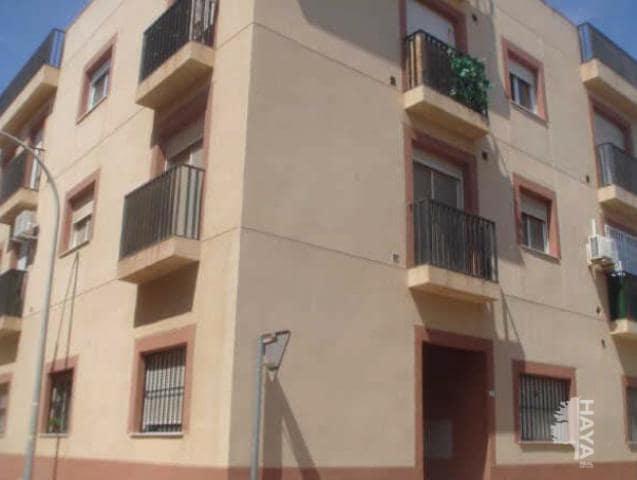 Piso en venta en Los Depósitos, Roquetas de Mar, Almería, Calle Pozuelo (el), 49.000 €, 2 habitaciones, 1 baño, 56 m2