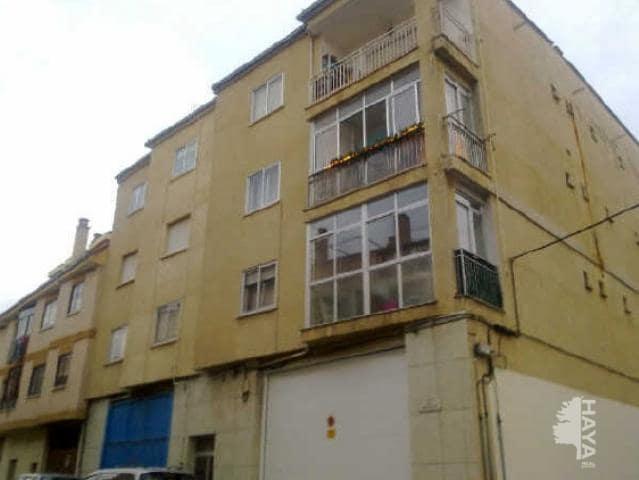 Piso en venta en Pinilla, Zamora, Zamora, Calle Dornajo, 77.000 €, 3 habitaciones, 1 baño, 109 m2