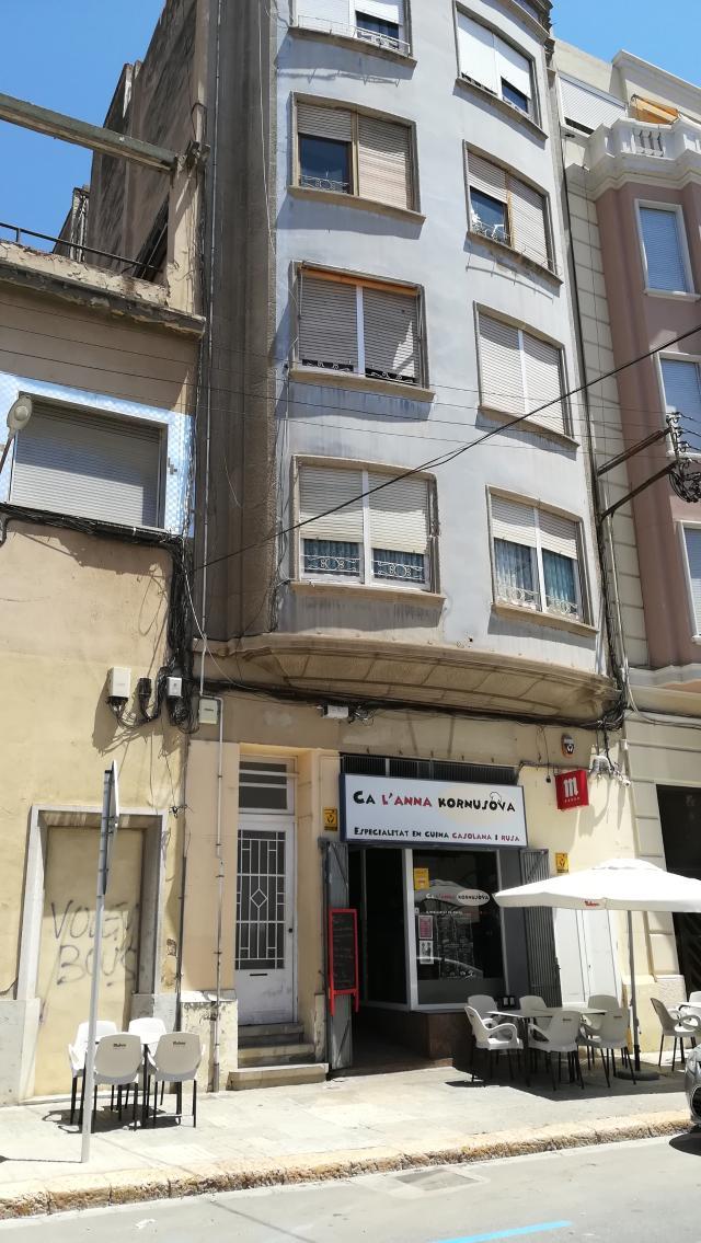 Piso en venta en Tortosa, Tarragona, Calle Poeta Vicente Garcia, 34.057 €, 5 habitaciones, 1 baño, 97 m2