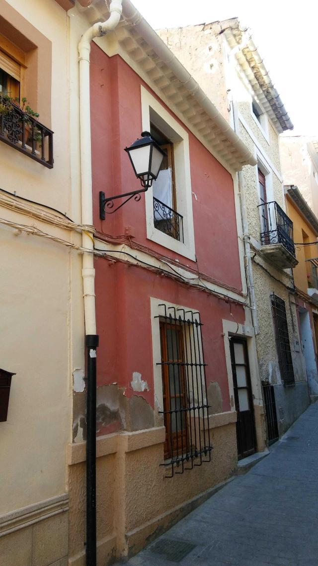 Casa en venta en Casa en Hellín, Albacete, 27.000 €, 3 habitaciones, 1 baño, 54 m2