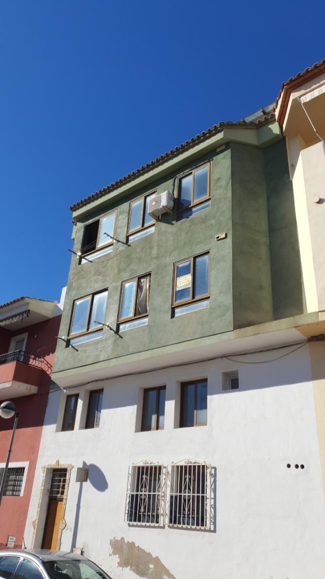 Piso en venta en Polop, Alicante, Calle Foyeta, 62.500 €, 2 habitaciones, 1 baño, 72 m2