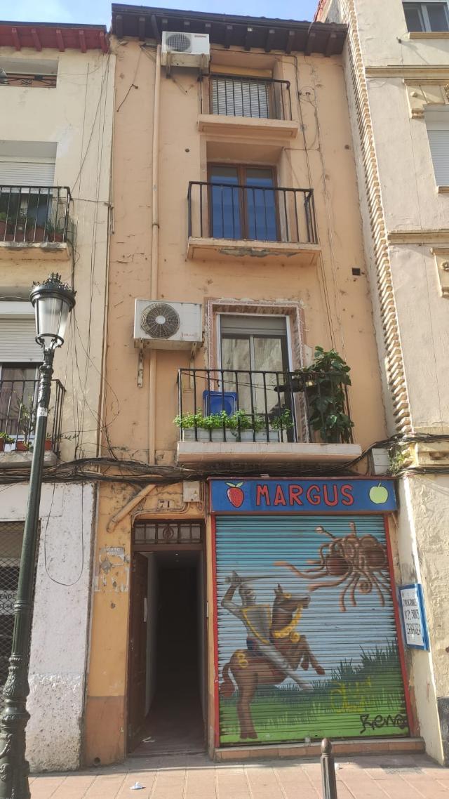 Piso en venta en San Pablo, Zaragoza, Zaragoza, Calle Predicadores, 65.715 €, 2 habitaciones, 1 baño, 57 m2