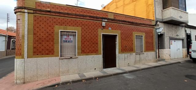 Casa en venta en Puertollano, Ciudad Real, Calle Santa Maria de la Cabeza, 27.000 €, 3 habitaciones, 1 baño, 106 m2