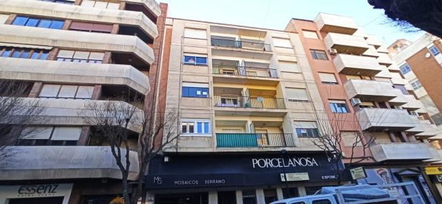 Piso en venta en Almansa, Albacete, Calle Corredera, 71.300 €, 4 habitaciones, 1 baño, 143 m2
