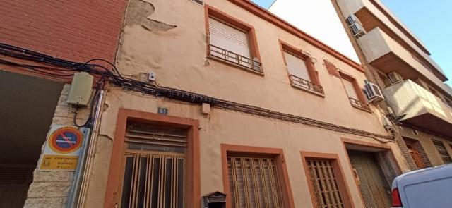 Casa en venta en Almansa, Albacete, Calle Buen Suceso, 127.200 €, 6 habitaciones, 4 baños, 488 m2