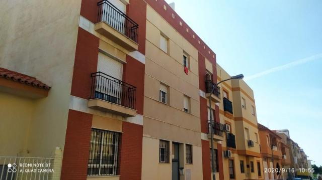Piso en venta en Venta de Gutiérrez, Vícar, Almería, Calle Leon Felipe, 57.000 €, 3 habitaciones, 95 m2