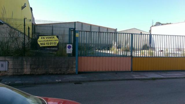 Industrial en venta en Esquibien, Camargo, Cantabria, Calle Pol. Ind. de Trascueto, 888.000 €, 1495 m2