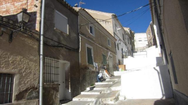 Piso en venta en Piso en Hellín, Albacete, 25.000 €, 3 habitaciones, 1 baño, 100 m2