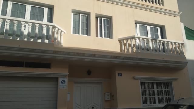 Piso en venta en Arrecife, Las Palmas, Calle Jaime I, 155.000 €, 3 habitaciones, 2 baños, 147 m2