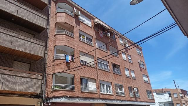 Piso en venta en Piso en Castalla, Alicante, 78.300 €, 4 habitaciones, 2 baños, 113 m2