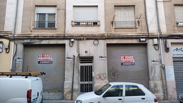 Piso en venta en Santa Rosa, Alcoy/alcoi, Alicante, Calle Pintor Cabrera, 29.700 €, 2 habitaciones, 1 baño, 65 m2