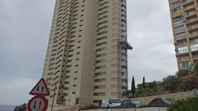 Piso en venta en El Racó de L`oix - El Rincón de Loix, Benidorm, Alicante, Calle Alcalde Manuel Catalán Chana, 132.000 €, 1 habitación, 1 baño, 44 m2