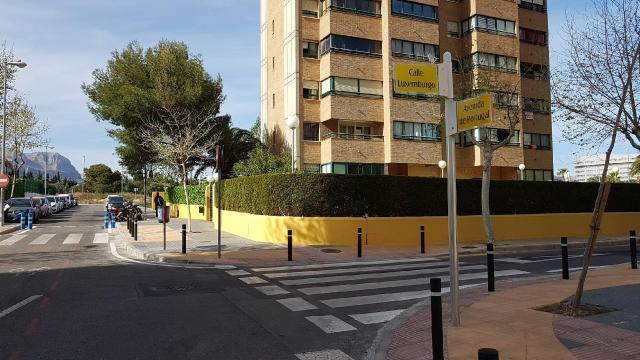 Piso en venta en Els Tolls - Imalsa, Benidorm, Alicante, Avenida Portugal, 74.625 €, 1 habitación, 1 baño, 64 m2