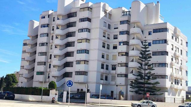 Piso en venta en La Villajoyosa/vila, Alicante, Calle Ferrocarril, 115.000 €, 2 habitaciones, 1 baño, 95 m2