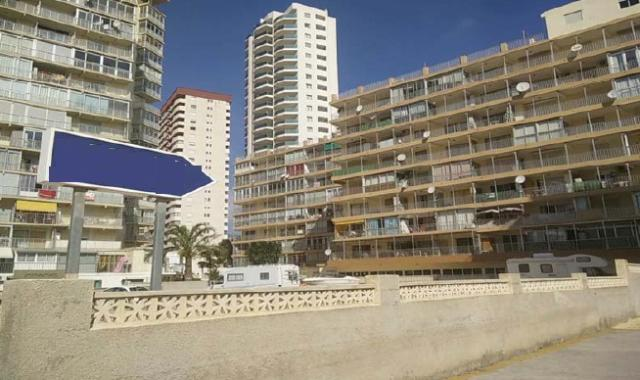 Piso en venta en La Colalga, Calpe/calp, Alicante, Avenida Rosa de los Vientos, 56.800 €, 1 habitación, 1 baño, 43 m2