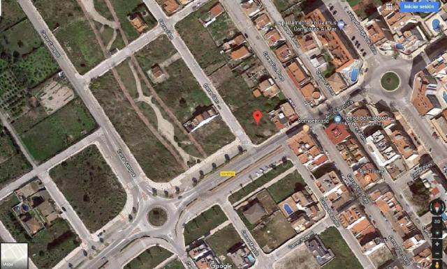 Suelo en venta en Suelo en Daimús, Valencia, 725.000 €, 1084 m2