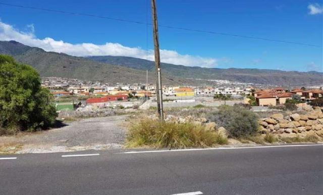 Suelo en venta en Punta Larga, Candelaria, Santa Cruz de Tenerife, Calle Icerse, 130.000 €, 2299 m2