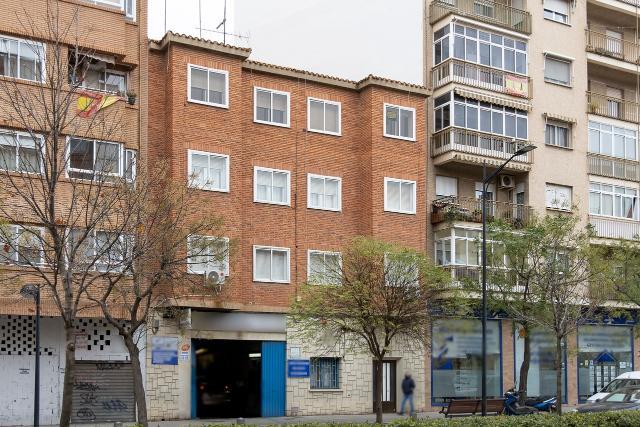 Piso en venta en Albacete, Albacete, Calle Roda, 71.500 €, 3 habitaciones, 2 baños, 104 m2
