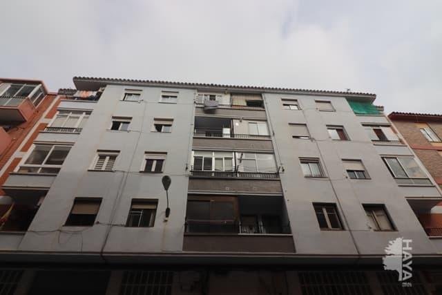 Piso en venta en Casco Viejo, Zaragoza, Zaragoza, Calle Cl Tiermas, 83.124 €, 2 habitaciones, 1 baño, 63 m2
