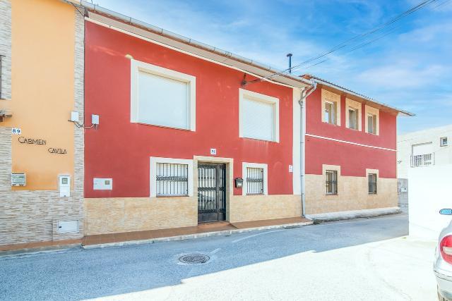 Casa en venta en Pedanía de Rincón de Beniscornia, Murcia, Murcia, Calle Cabilas, 155.100 €, 4 habitaciones, 2 baños, 255 m2