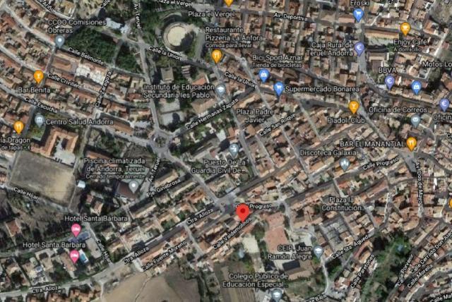 Suelo en venta en Andorra, Teruel, Paraje Valdemolinos, 60.000 €, 1520 m2