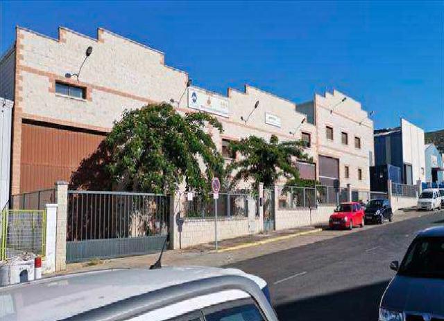 Industrial en venta en Puertollano, Ciudad Real, Calle Seis Sepes, 210.000 €, 816 m2