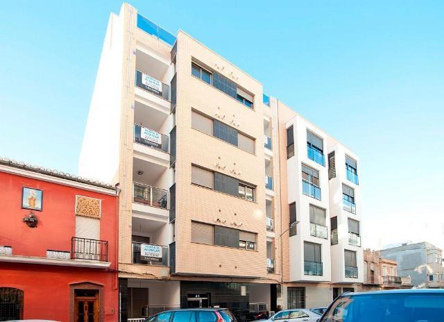 Piso en venta en Burriana, Castellón, Calle Jaime Chicharro, 85.800 €, 2 habitaciones, 2 baños, 98 m2