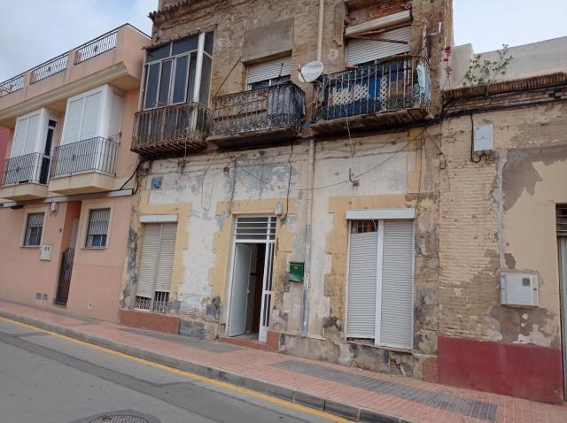 Piso en venta en Diputación de Santa Lucía, Cartagena, Murcia, Plaza Constitucion, 61.000 €, 6 habitaciones, 1 baño, 121 m2