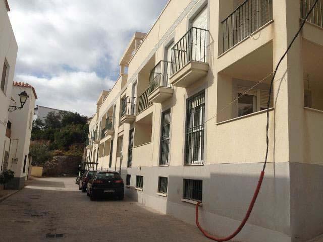 Piso en venta en El Almendral, Gérgal, Almería, Calle Moral, 65.200 €, 2 habitaciones, 1 baño, 89 m2