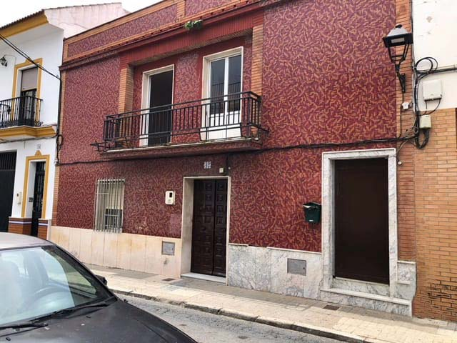 Piso en venta en Gibraleón, Huelva, Calle San Juan, 78.571 €, 3 habitaciones, 1 baño, 114 m2