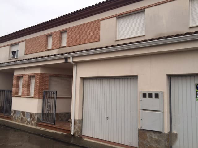 Casa en venta en Casa en la Pueblanueva, Toledo, 71.039 €, 3 habitaciones, 1 baño, 139 m2