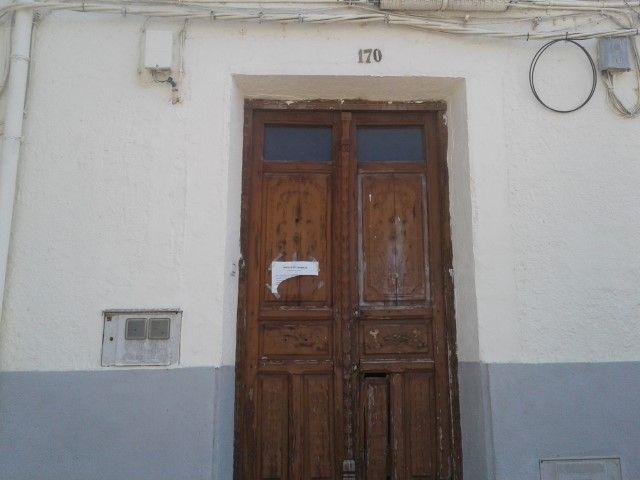 Casa en venta en Casa en Corral de Almaguer, Toledo, 38.100 €, 4 habitaciones, 2 baños, 210 m2