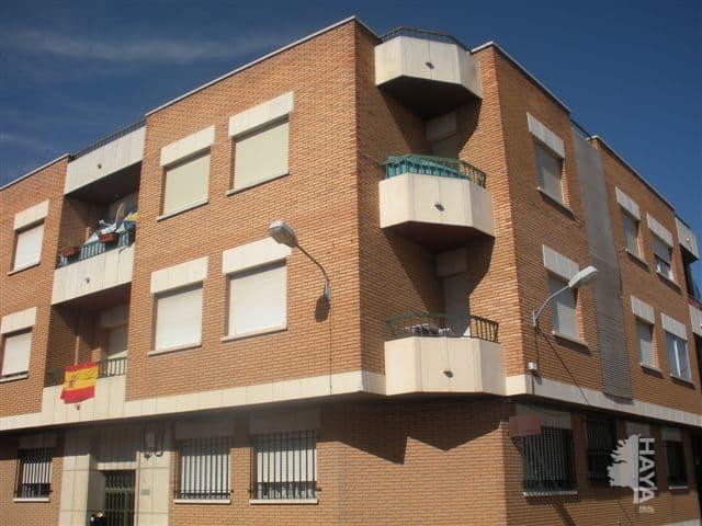 Piso en venta en La Magdalena, Valdepeñas, Ciudad Real, Calle Real, 54.900 €, 3 habitaciones, 1 baño, 110 m2