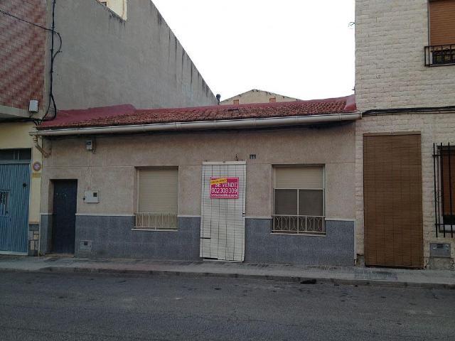 Piso en venta en Novelda, Novelda, Alicante, Calle Lope de Vega, 83.500 €, 3 habitaciones, 2 baños, 64 m2