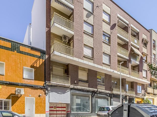 Piso en venta en Puertollano, Ciudad Real, Calle de Goya, 45.400 €, 4 habitaciones, 1 baño, 100 m2