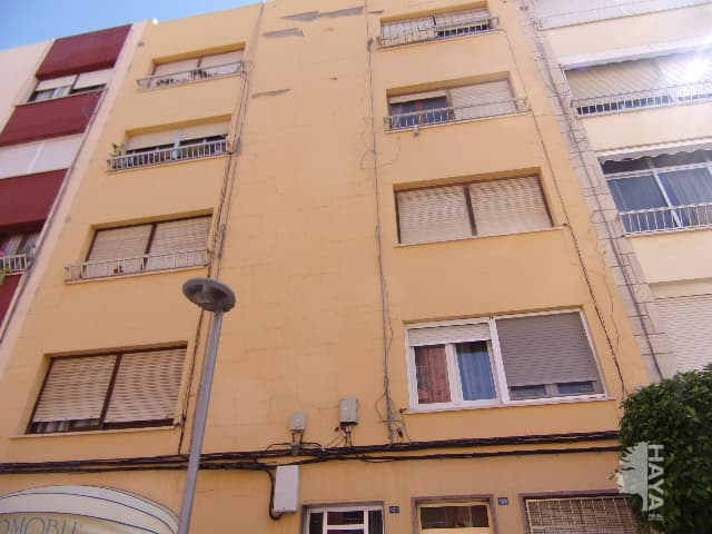 Piso en venta en Benicarló, Castellón, Calle Cesar Cataldo, 65.500 €, 3 habitaciones, 1 baño, 90 m2