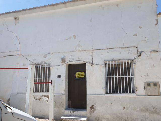 Piso en venta en Esquibien, Sax, Alicante, Paraje Regatillo, 42.800 €, 2 habitaciones, 1 baño, 101 m2