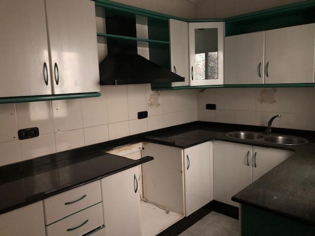 Piso en venta en Pedanía de Javalí Viejo, Molina de Segura, Murcia, Barrio Peñetas, 81.000 €, 4 habitaciones, 1 baño, 97 m2