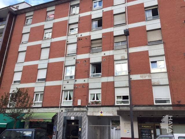 Piso en venta en Lena, Asturias, Calle Vicente Regueral, 58.400 €, 3 habitaciones, 1 baño, 95 m2