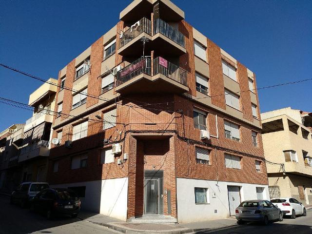 Piso en venta en Las Arboledas, Archena, Murcia, Calle Juan de la Cierva, 51.800 €, 4 habitaciones, 2 baños, 91 m2