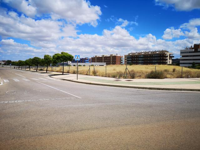 Suelo en venta en Esquibien, Cáceres, Cáceres, Calle Políg. Casa Plata, 766.000 €, 1640 m2