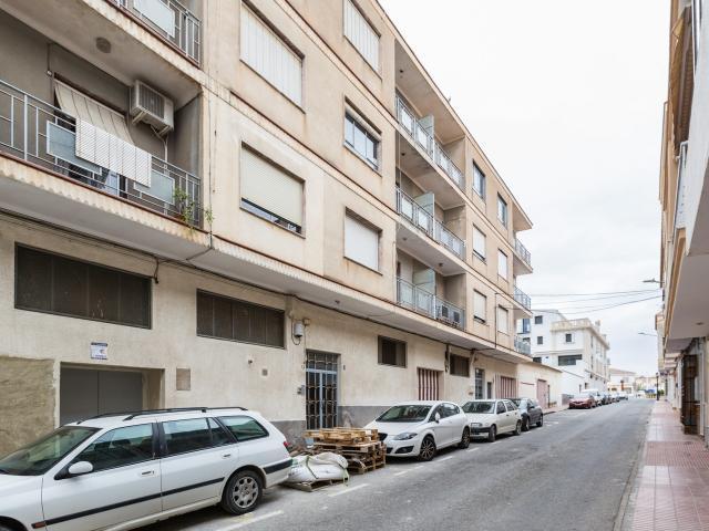 Piso en venta en Huércal-overa, Huércal-overa, Almería, Calle General Fontenla, 59.000 €, 3 habitaciones, 1 baño, 93 m2