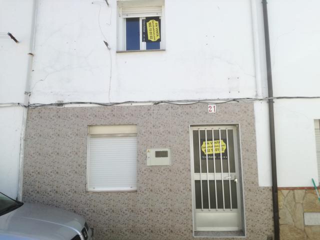 Casa en venta en Zarza de Granadilla, Cáceres, Calle Clodoaldo Barrios, 35.000 €, 1 baño, 88 m2