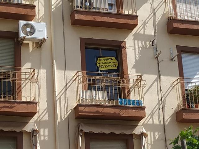 Piso en venta en La Carolina, Jaén, Calle Peral, 40.100 €, 4 habitaciones, 2 baños, 123 m2
