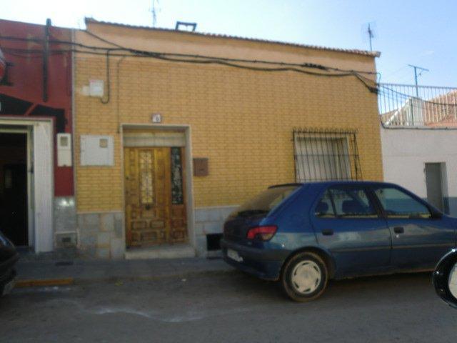 Casa en venta en Casa en Cartagena, Murcia, 65.600 €, 3 habitaciones, 1 baño, 143 m2