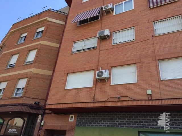 Piso en venta en Barrio de Santa Maria, Talavera de la Reina, Toledo, Calle Fco. Pizarro, 63.000 €, 1 habitación, 1 baño, 76 m2