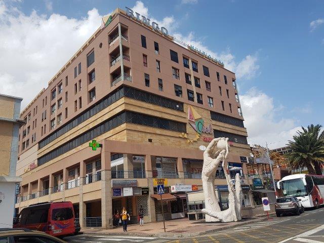 Oficina en venta en Vecindario, Santa Lucía de Tirajana, Las Palmas, Calle Canarias, Centro Comercial la Ciel, 217.000 €, 110 m2