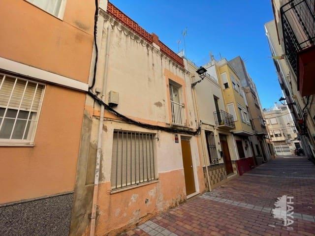 Piso en venta en Benicarló, Castellón, Calle Mare de Deu de la Mar, 55.300 €, 3 habitaciones, 2 baños, 136 m2
